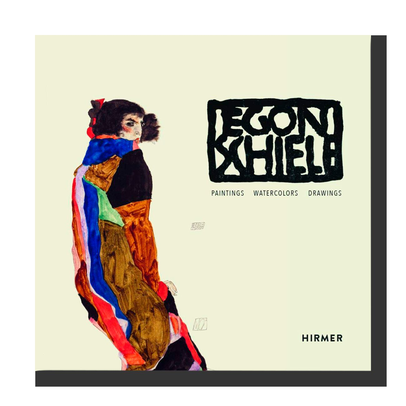 Egon Schiele: Paintings, Watercolours, Drawing