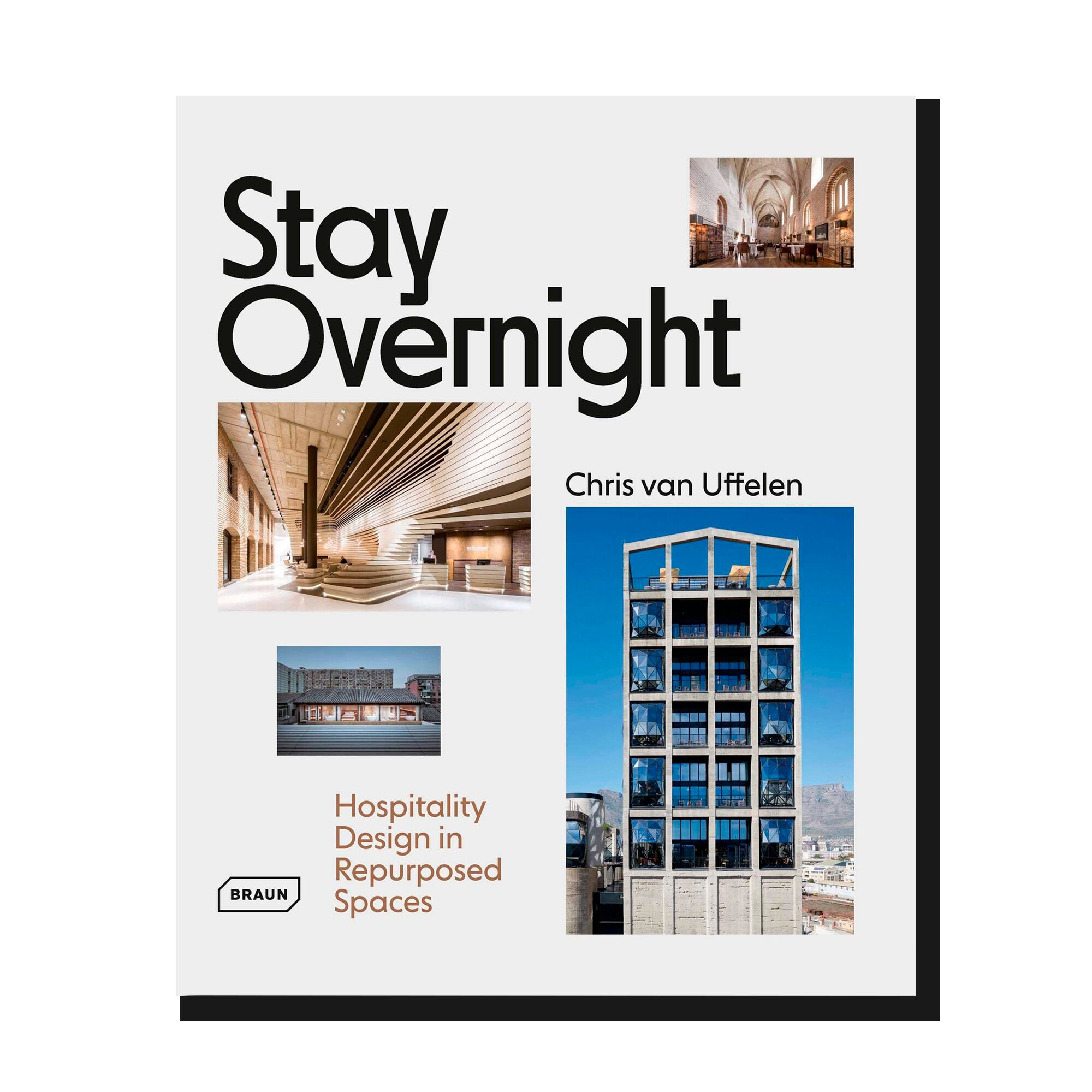 Stay Overnight: Hospitality Design in Repurposed Walls