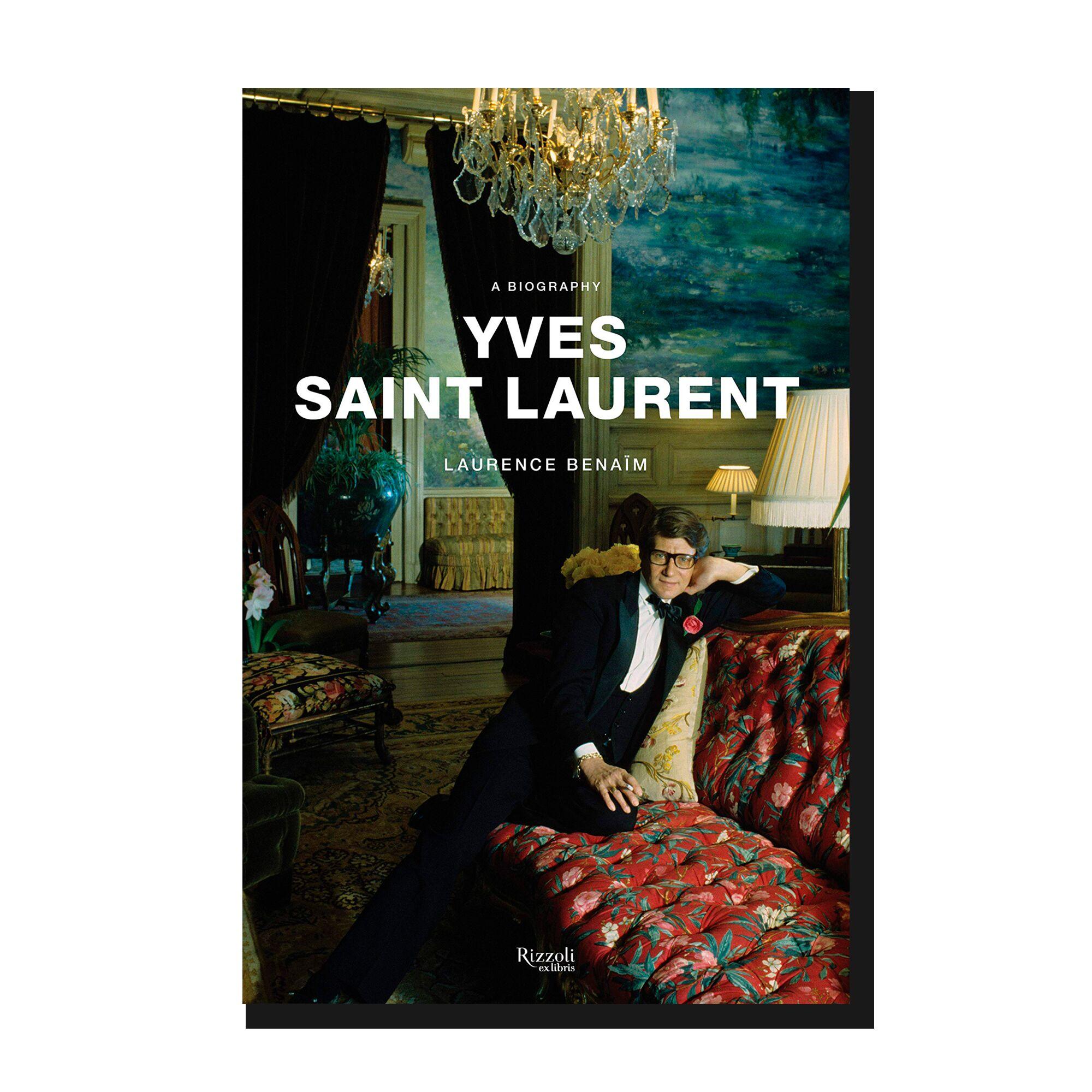 Yves Saint Laurent: The Biography