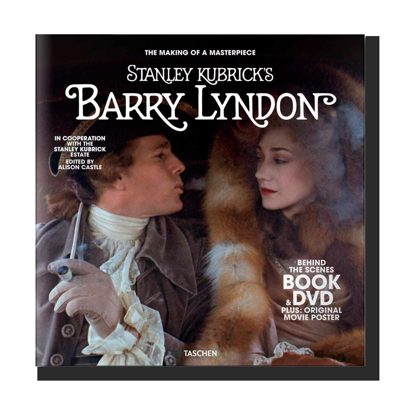 Kubrick's Barry Lyndon. Book & DVD Set