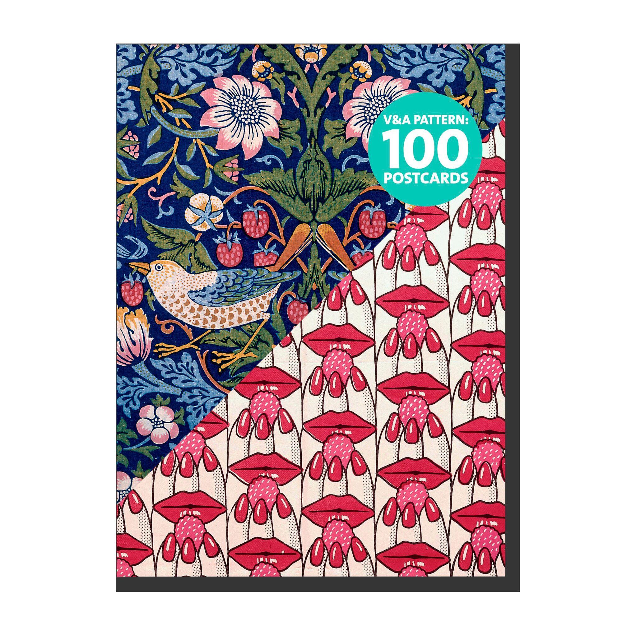 V&A Pattern: 100 Postcards