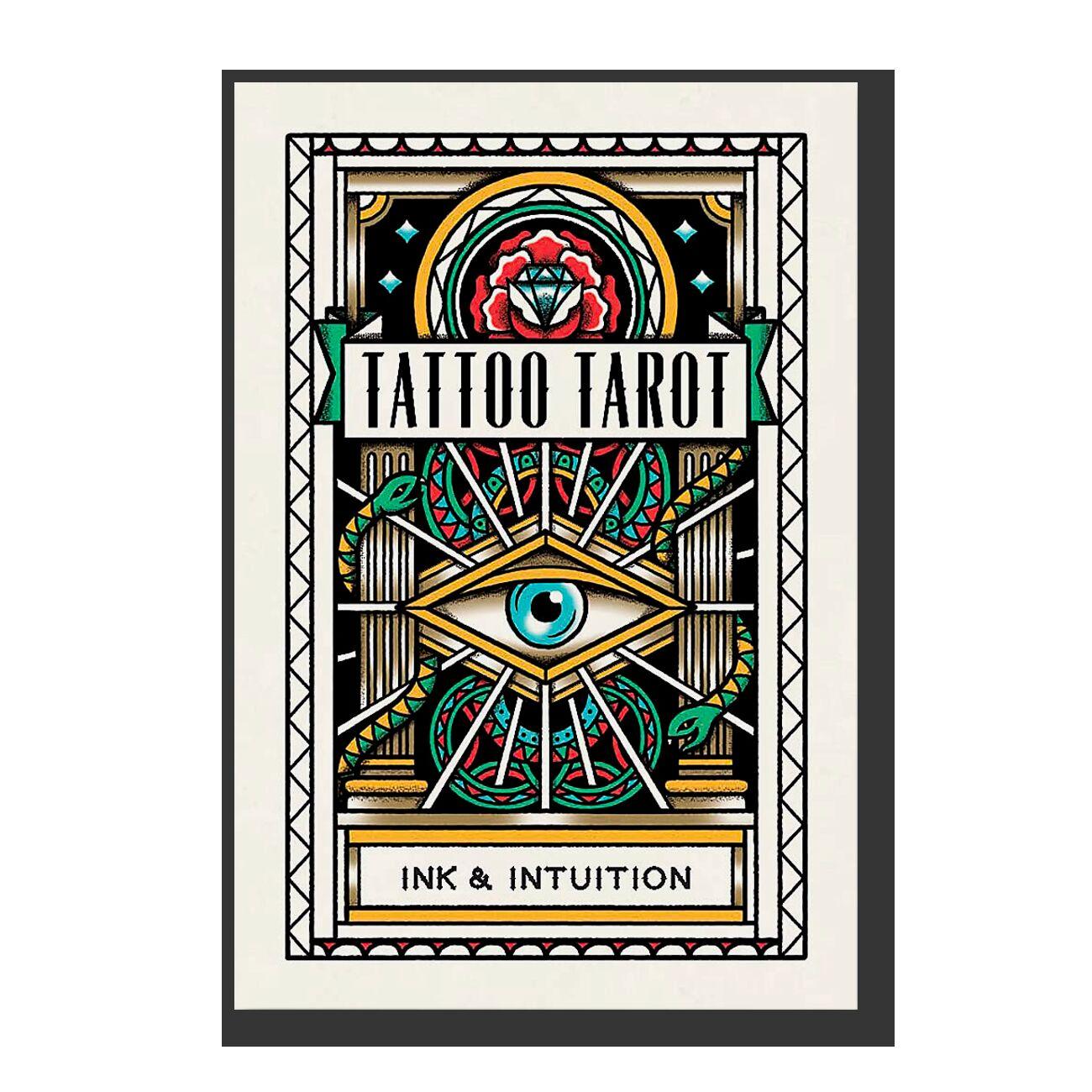 Tattoo: Ink & Intuiti on Cards