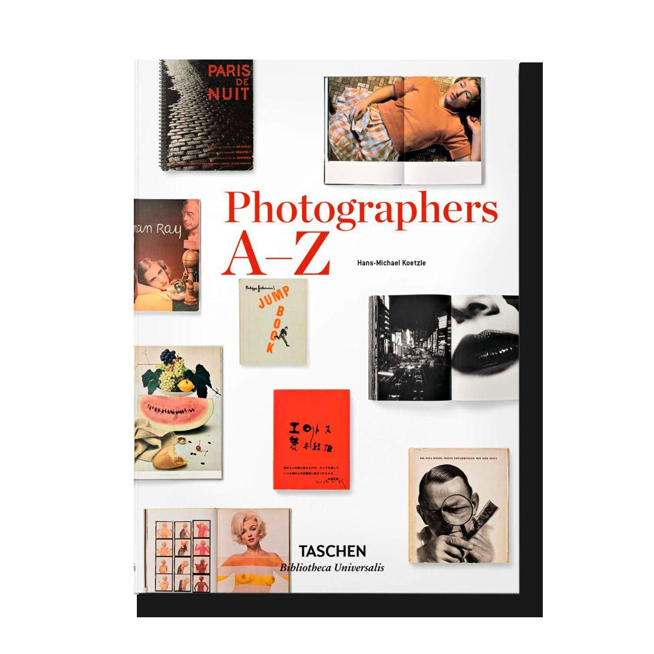 Photographers A-Z (Bibliotheca Universalis)