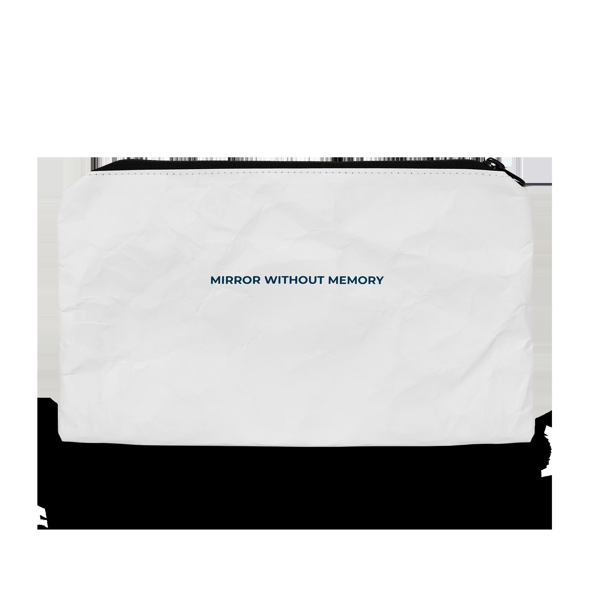Mirror Without Memory Tyvek cosmetic bag