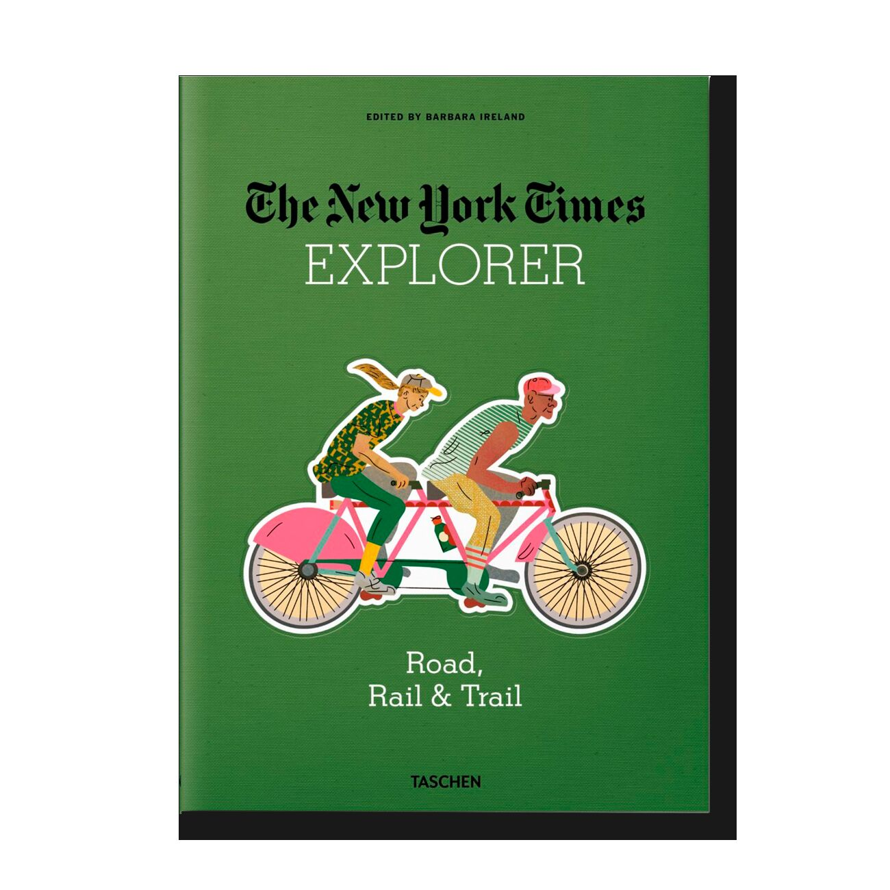 NYT Explorer: Road, Rail & Trail