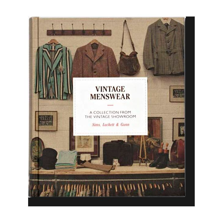 Vintage Menswear mini: A Collection from the Vintage Showroom