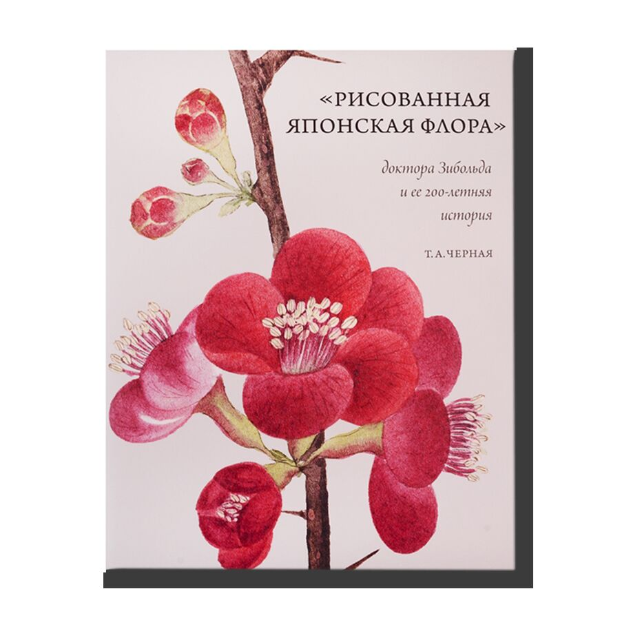 """""""Painted Japanese Flora"""" by Philipp Franz von Siebold and its 200-year History"""