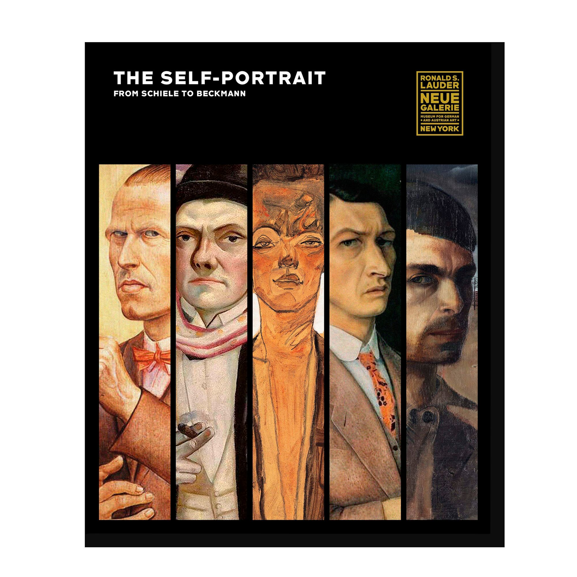 The Self-Portrait, from Schiele to Beckmann