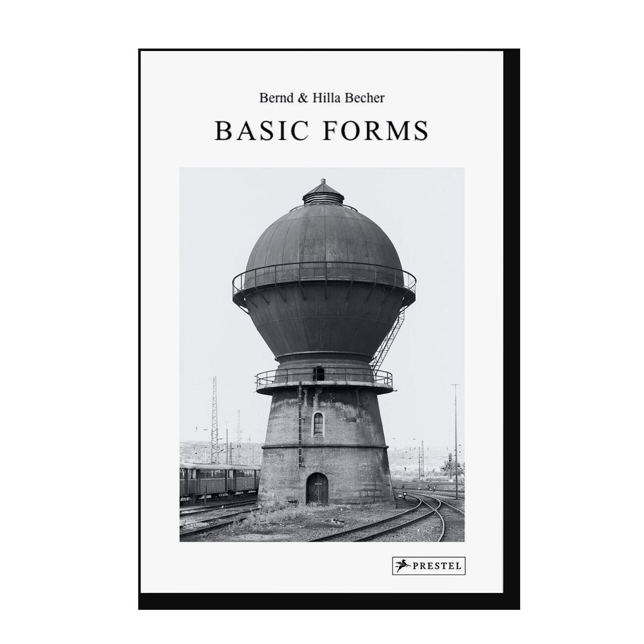 Bernd and Hilla Becher: Basic Forms