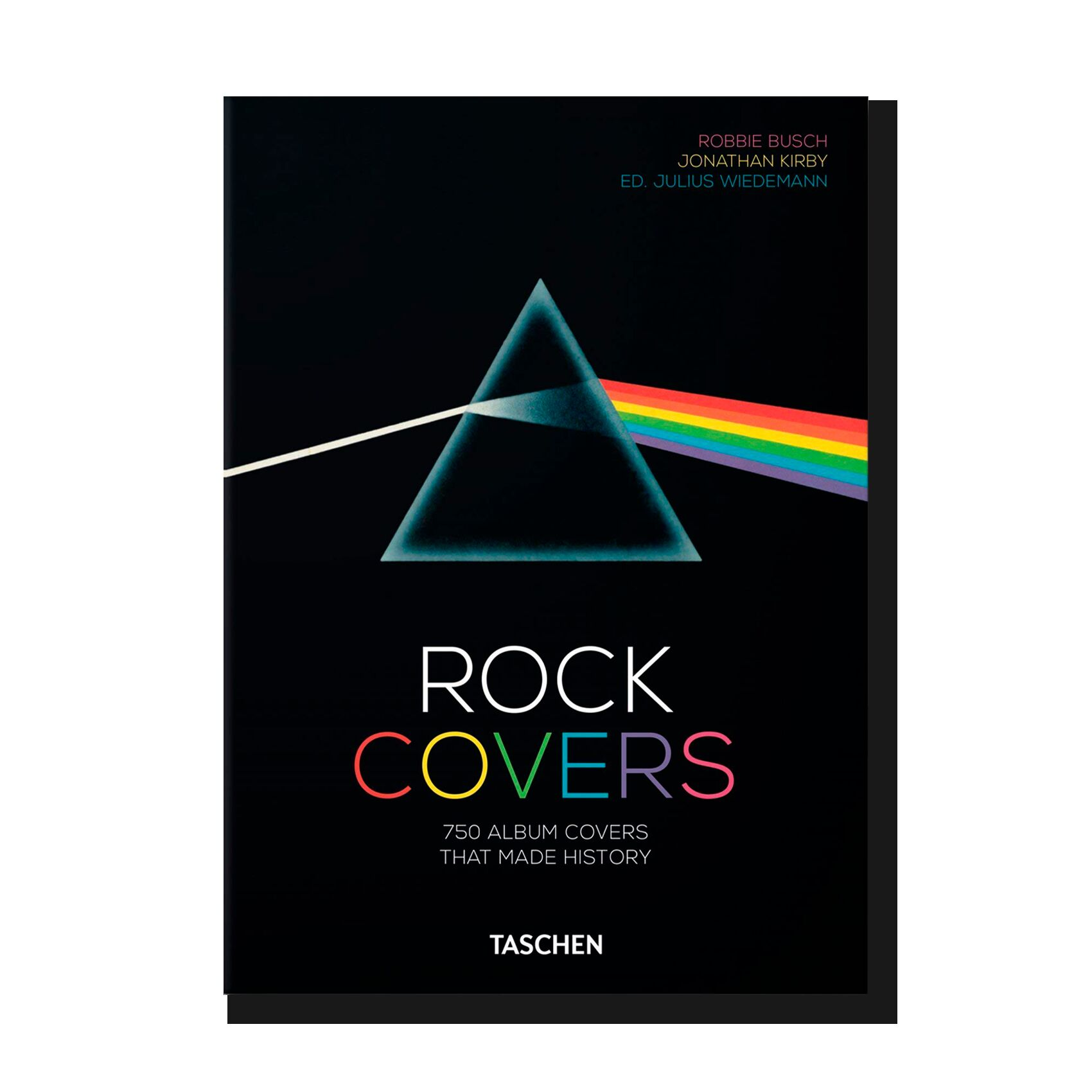 Rock Covers 40 Years