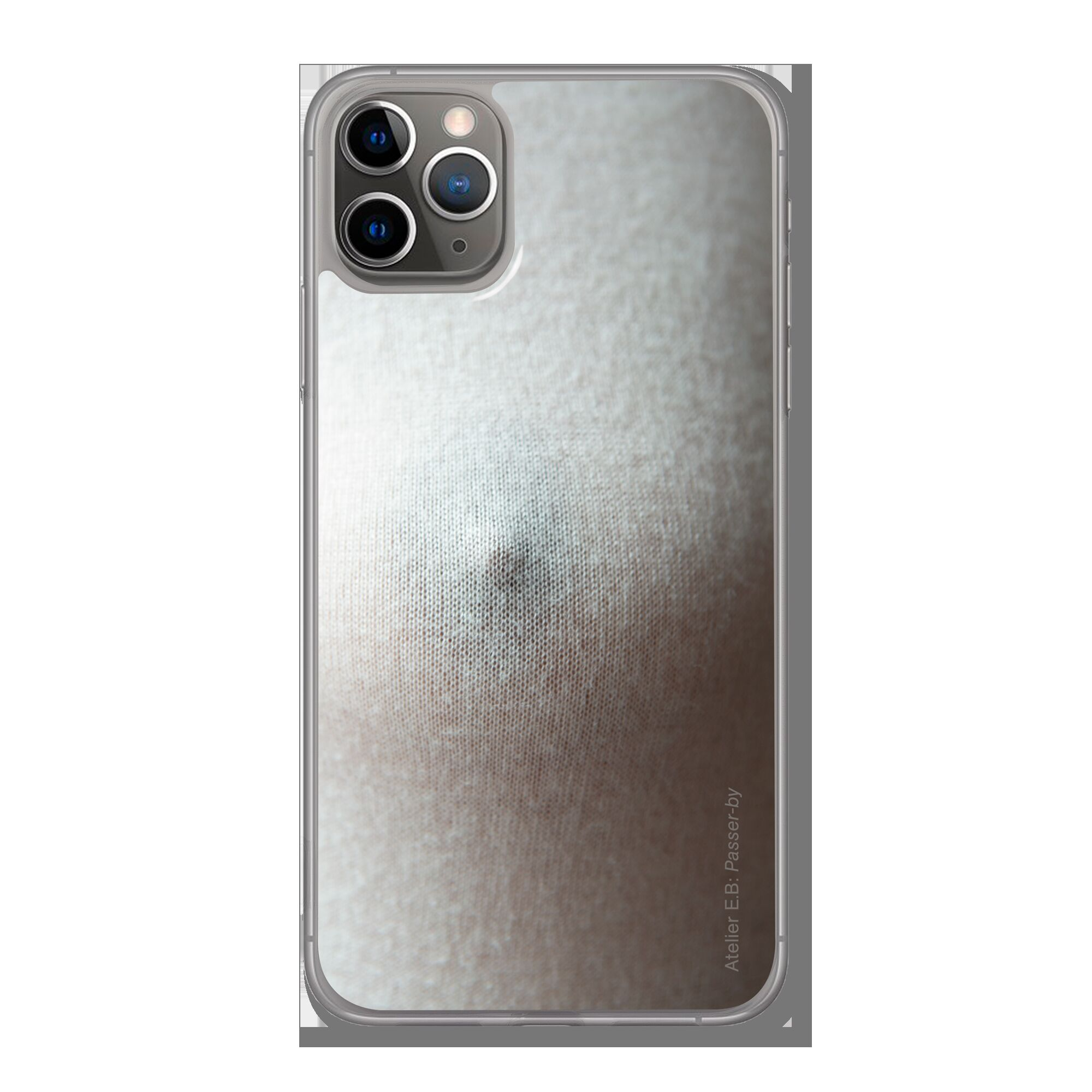 Чехол на телефон модели iPhone «Atelier E.B»