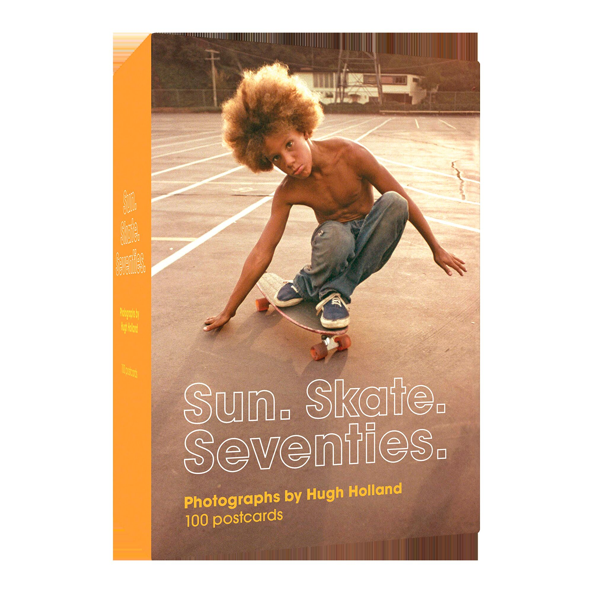 Sun. Skate. Seventies: 100 Postcards