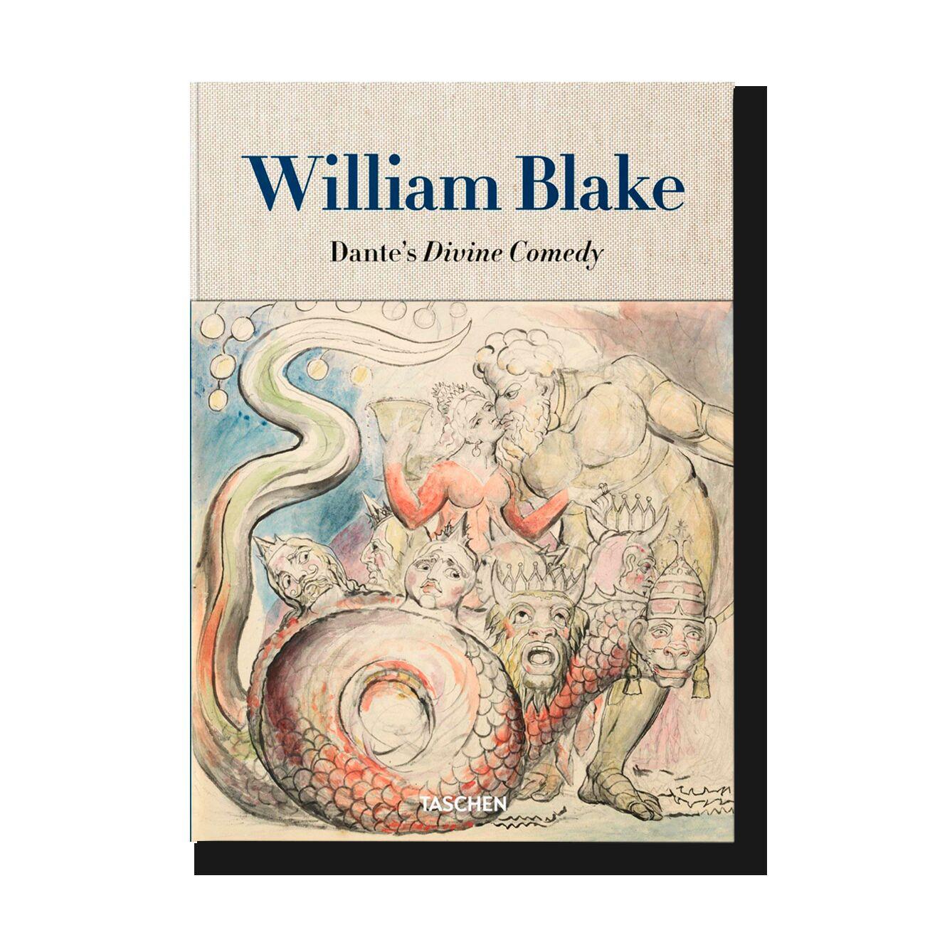 William Blake: Dante's Divine Comedy