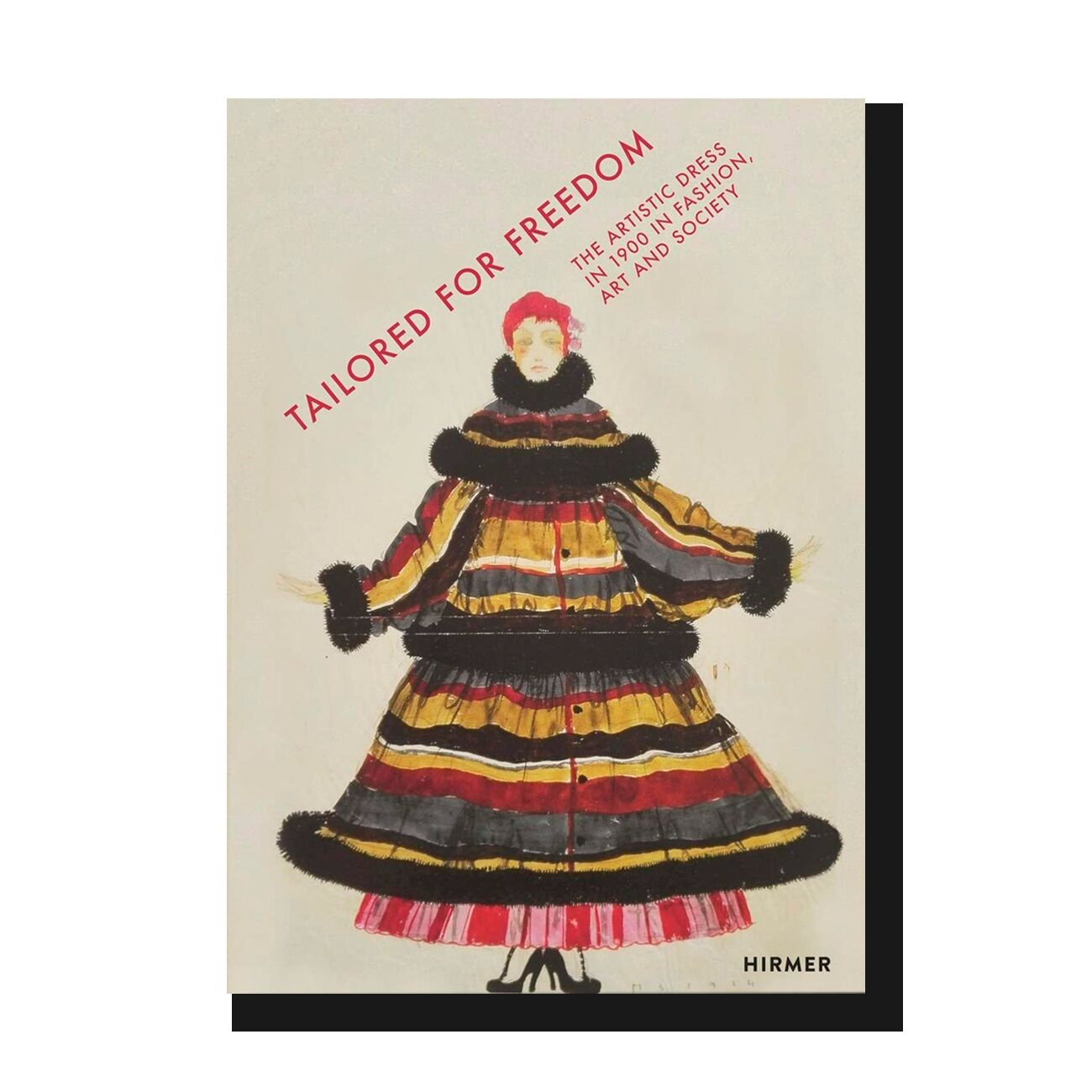 Tailored For Freedom: The Artistic Dress in 1900 in Fashion, Art and Society