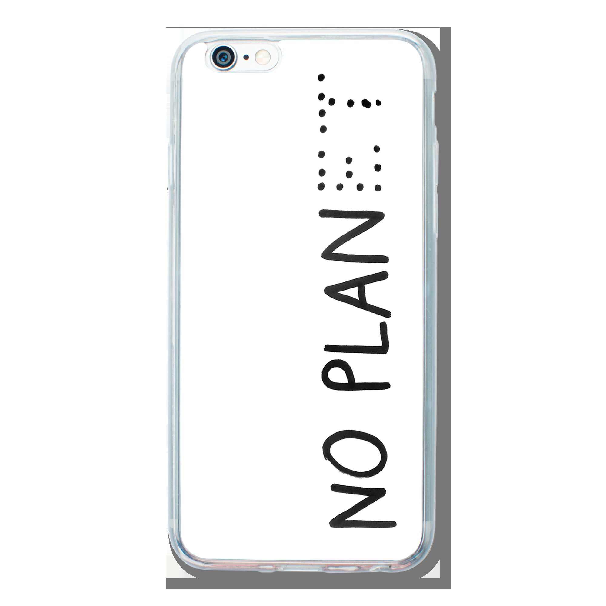 NO PLANET iPhone cover