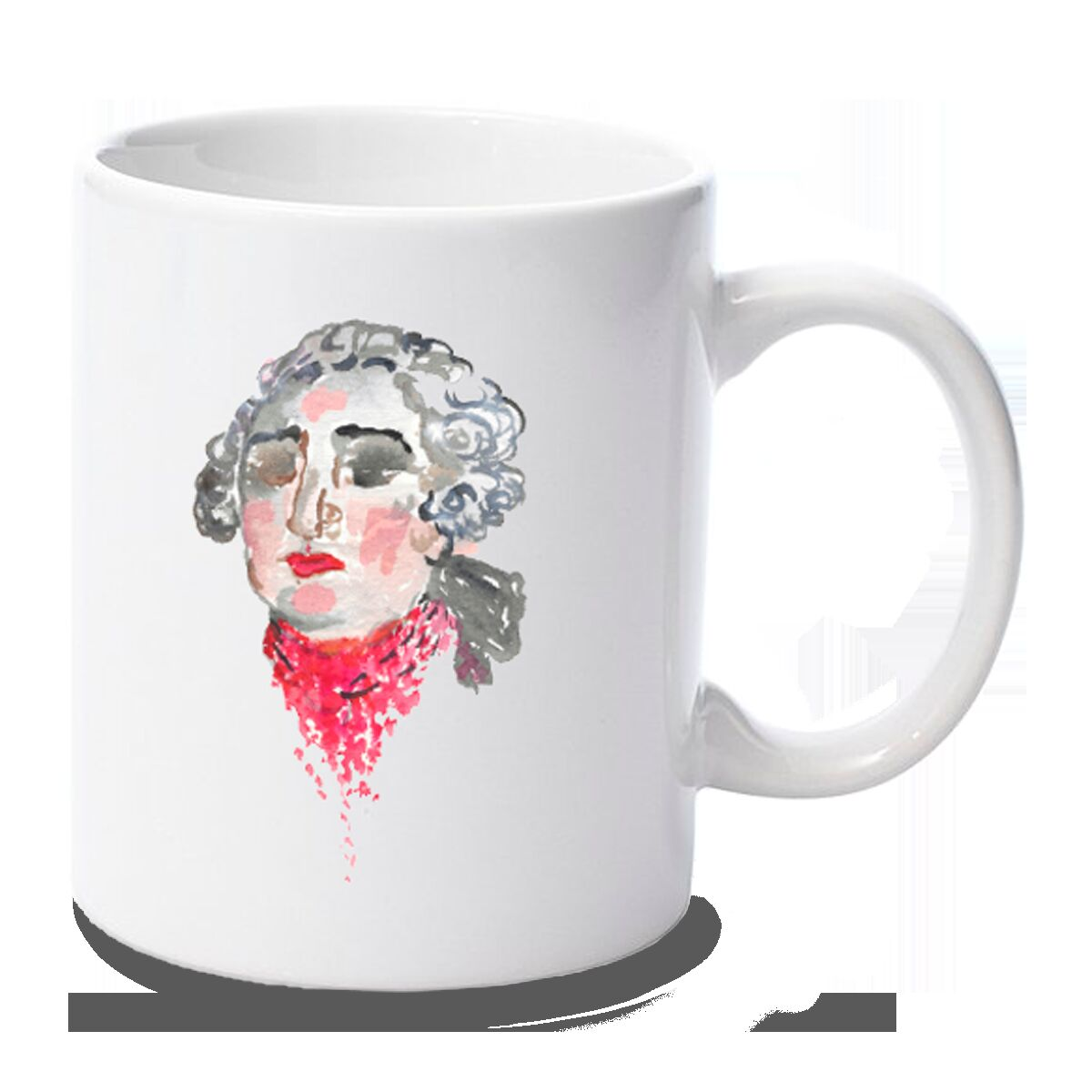 Кружка «Мария-Антуанетта и Людовик XVI»