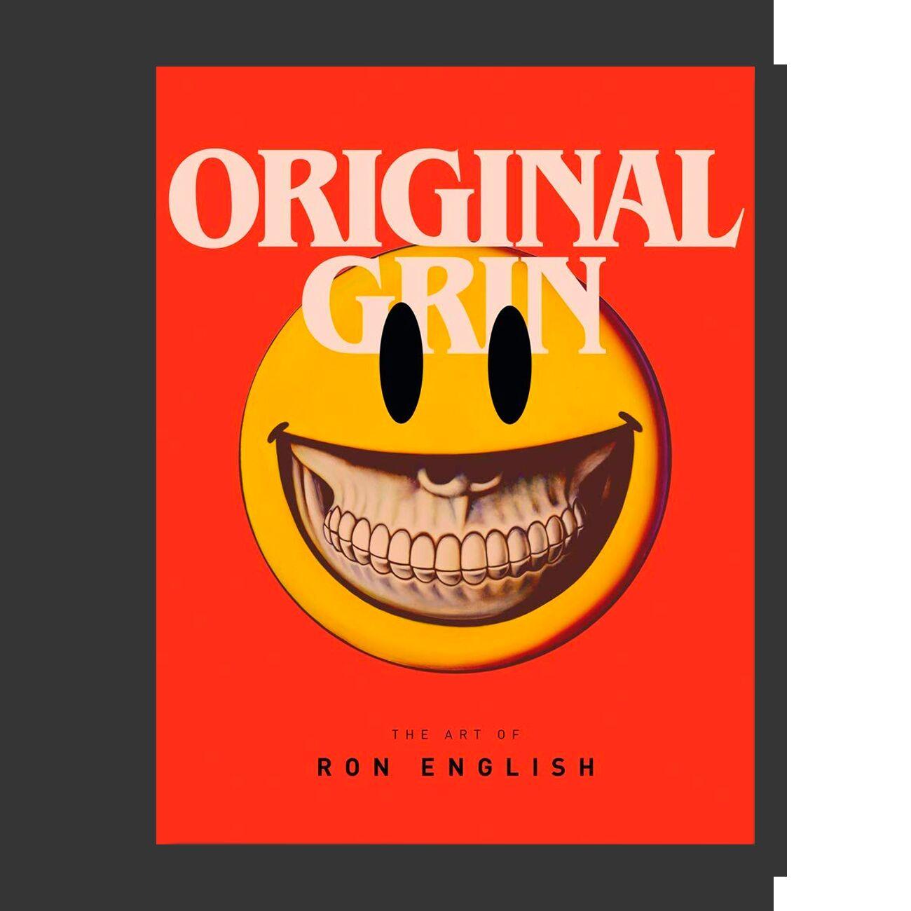 Original Grin: The Art of Ron English