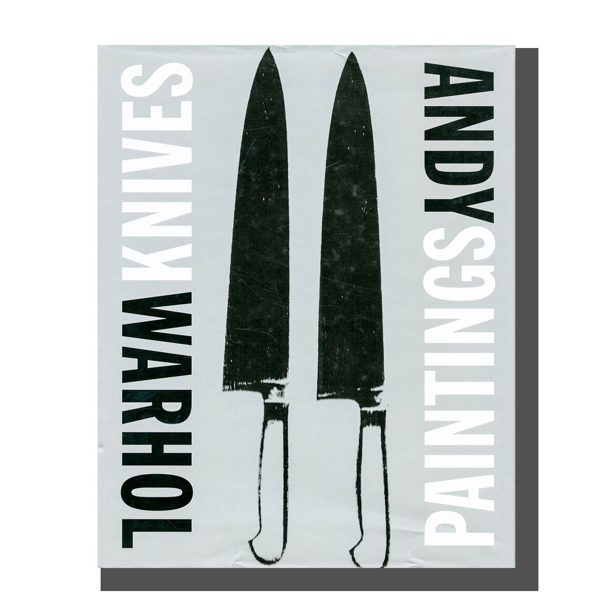KNIVES: Paintings, Polaroids and Drawings by Andy Warhol