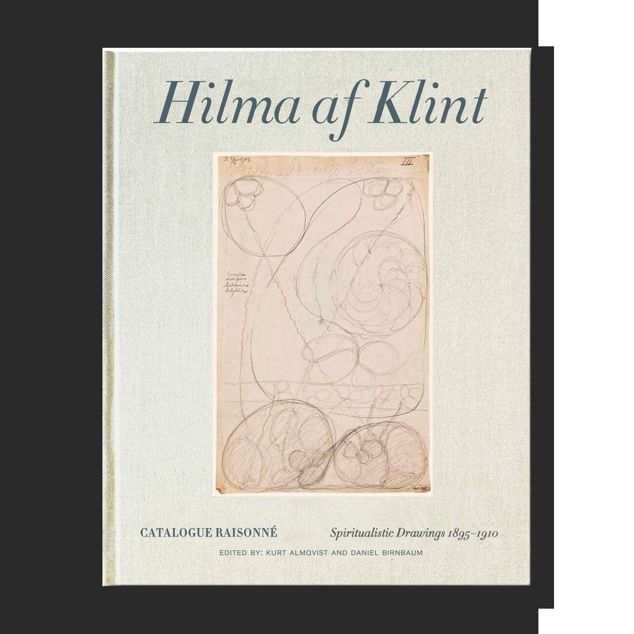 Hilma af Klint : Spiritualistic Drawings (1896-1905)