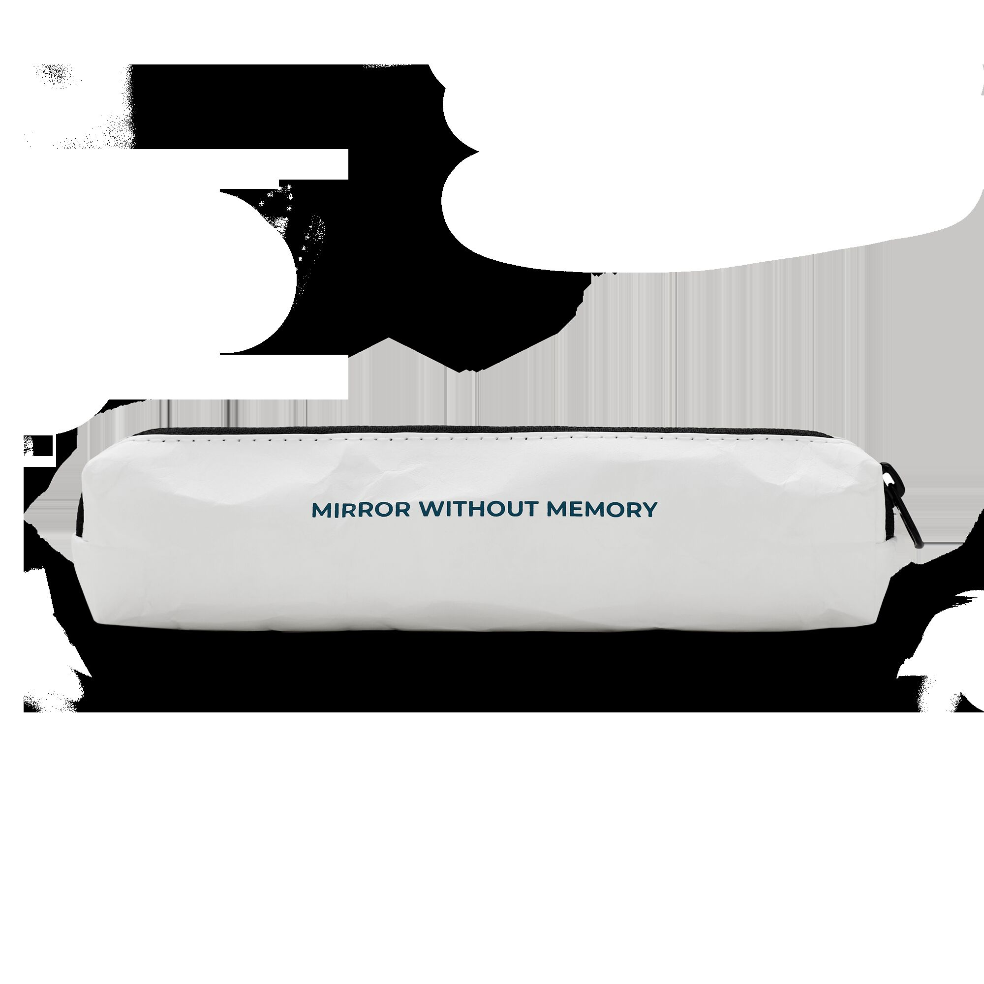 Mirror Without Memory Tyvek pencil case
