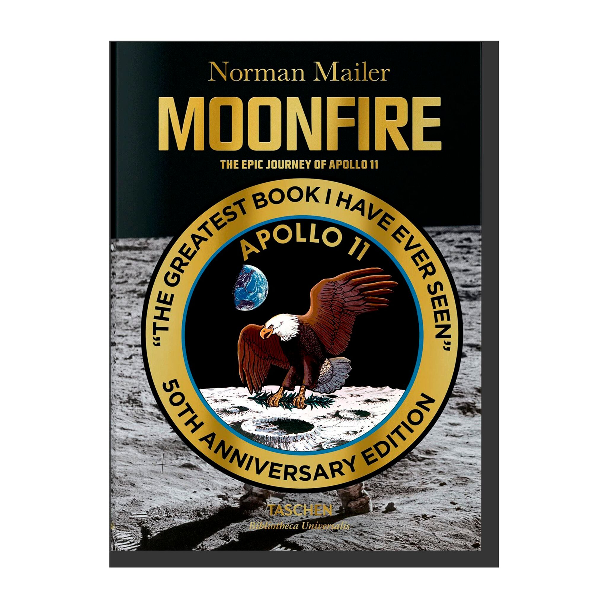MoonFire by Norman Mailer. The Epic Journey of Apollo 11