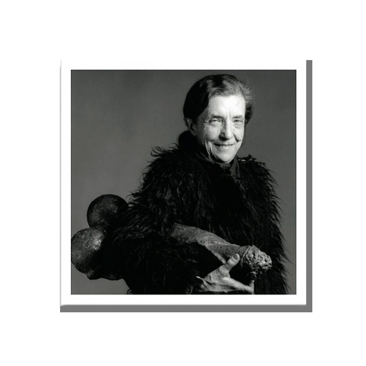 Louise Bourgeois postcard