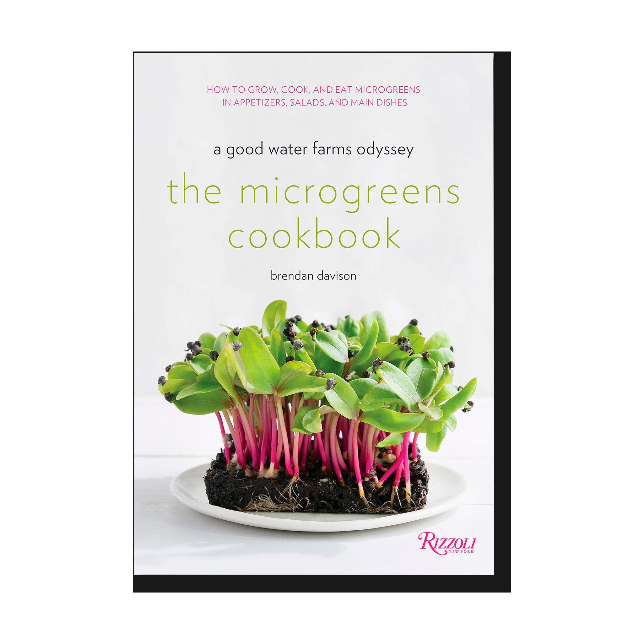 The Microgreens Cookbook