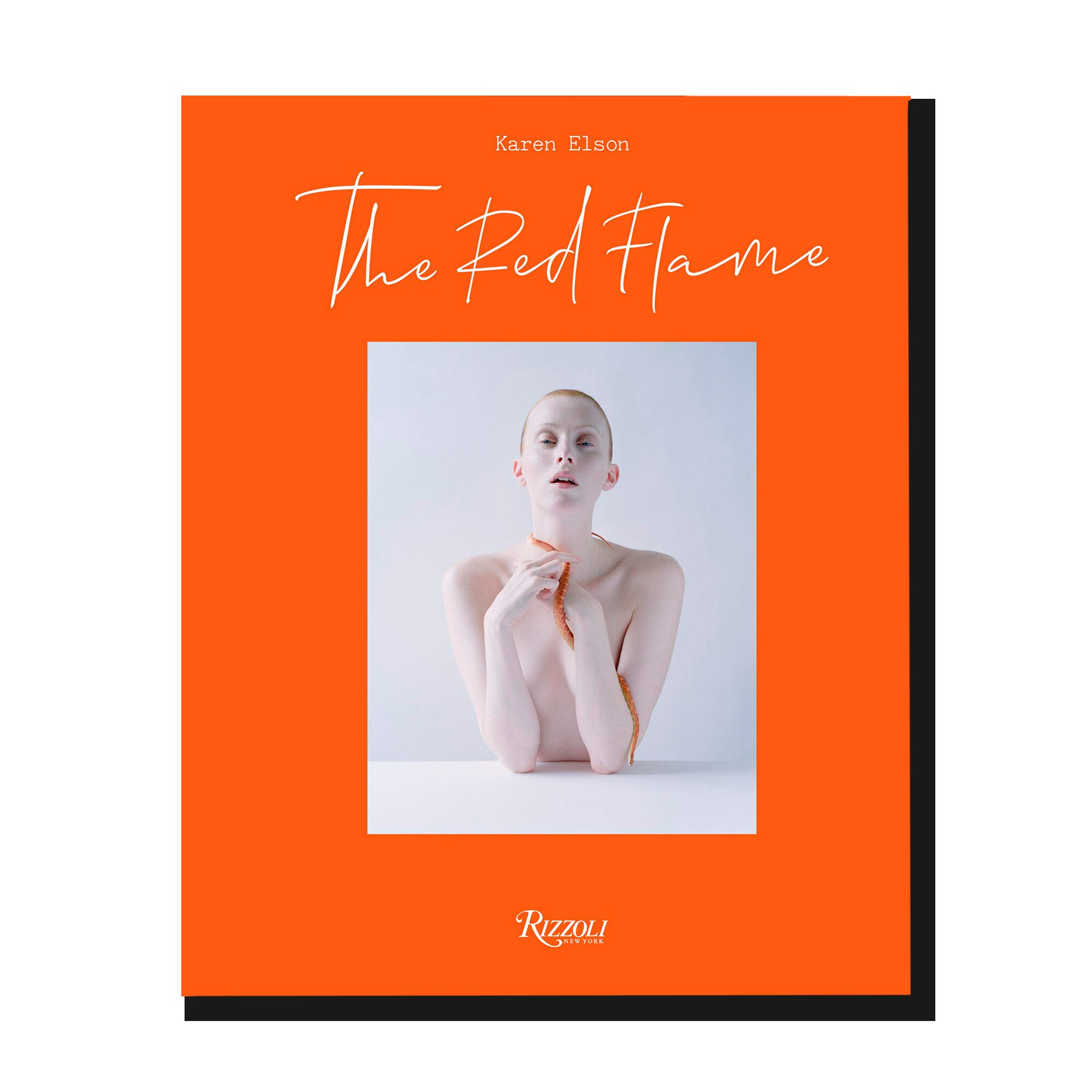 The Red Flame: A Journey of A Woman