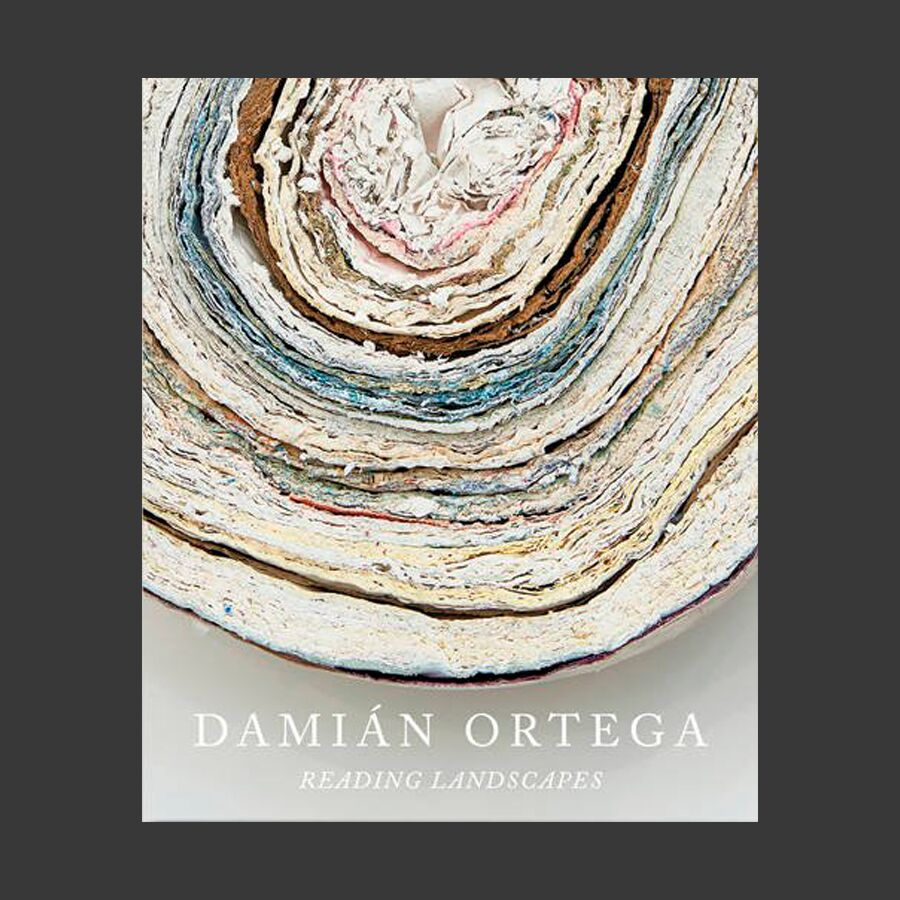 Damian Ortega: Reading Landscapes