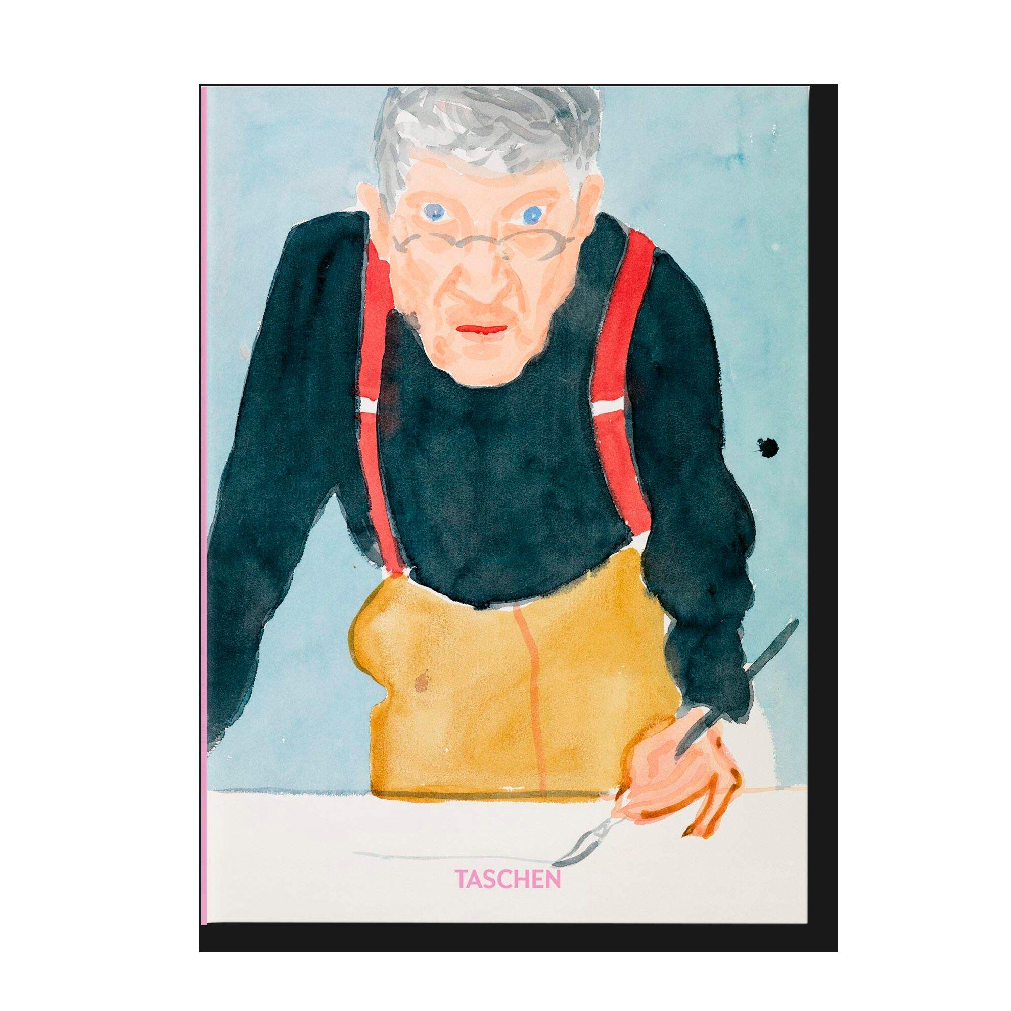 David Hockney. A Chronology (40th Anniversary Edition)