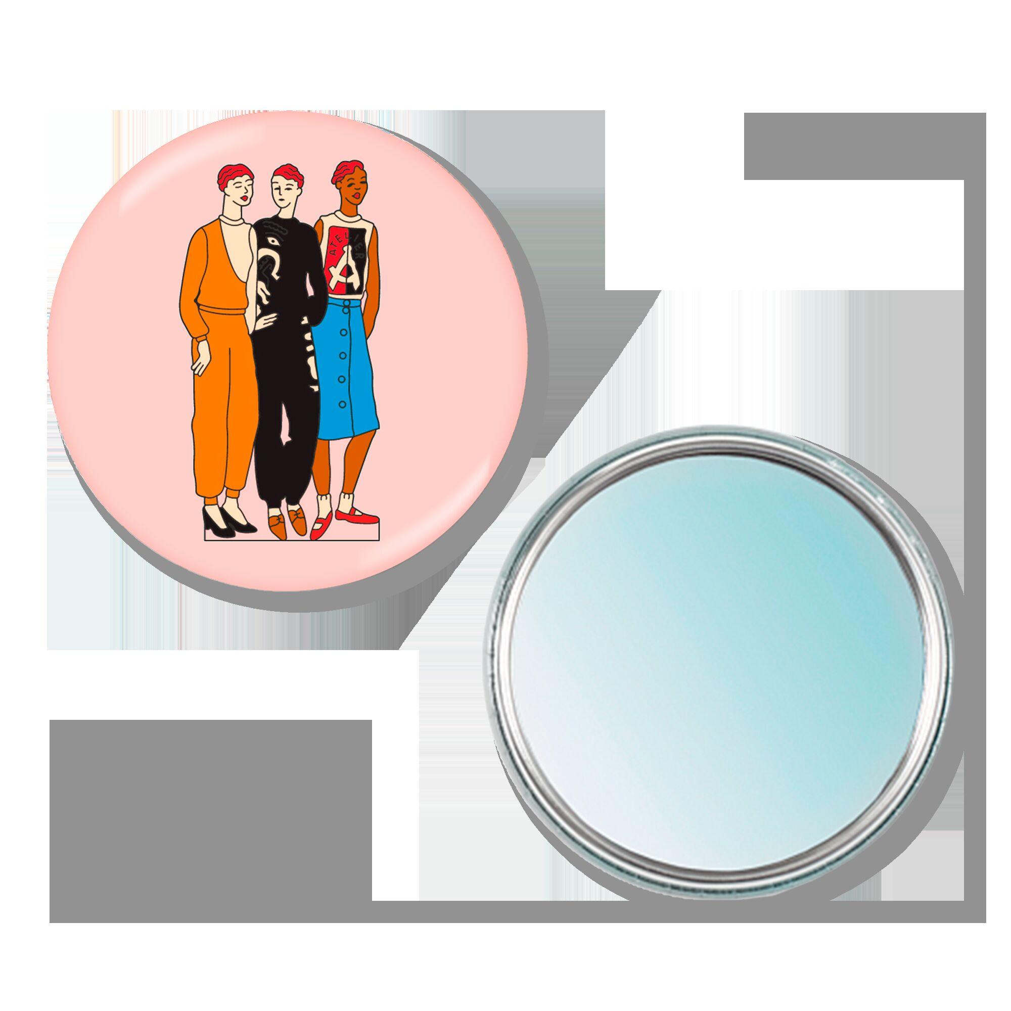 Atelier E.B. mirror