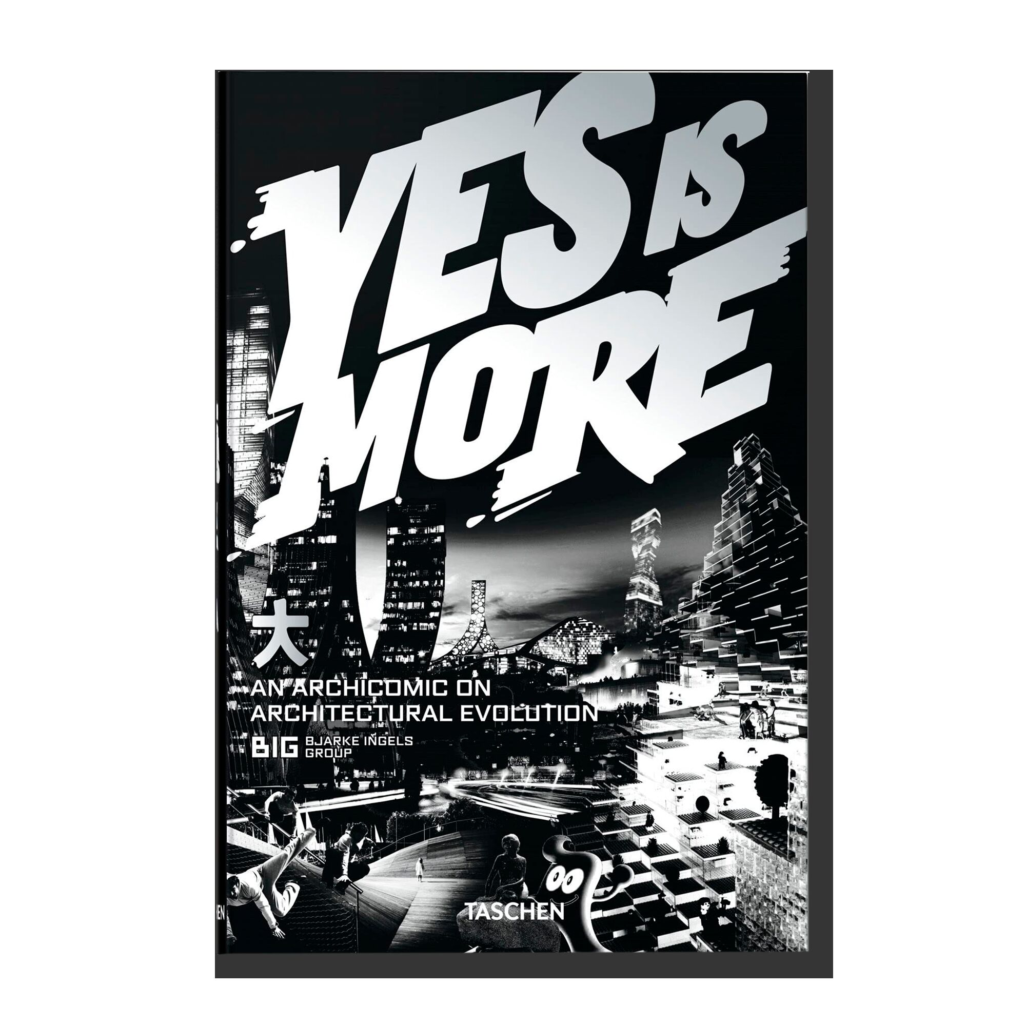 BIG. Yes is More. An Archicomic on Architectural Evolution