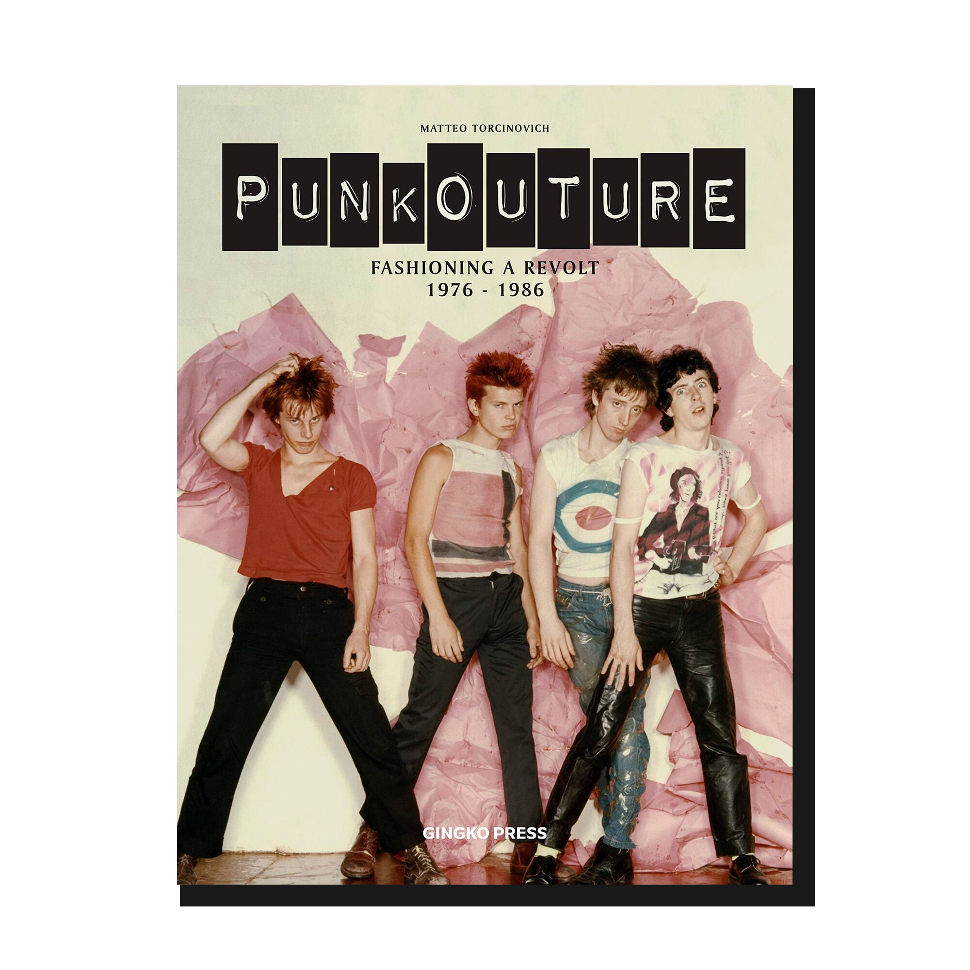 Punkouture: Fashioning a Revolt 1976 to 1986