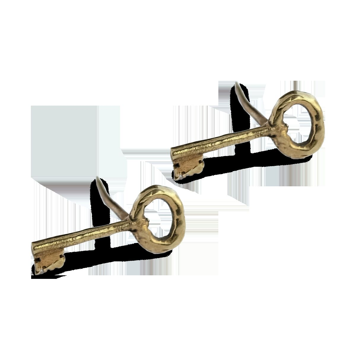 Серьги «Ключики»
