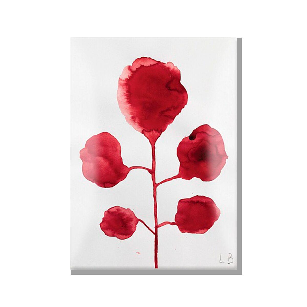 """Магнит """"Les Fleurs"""""""