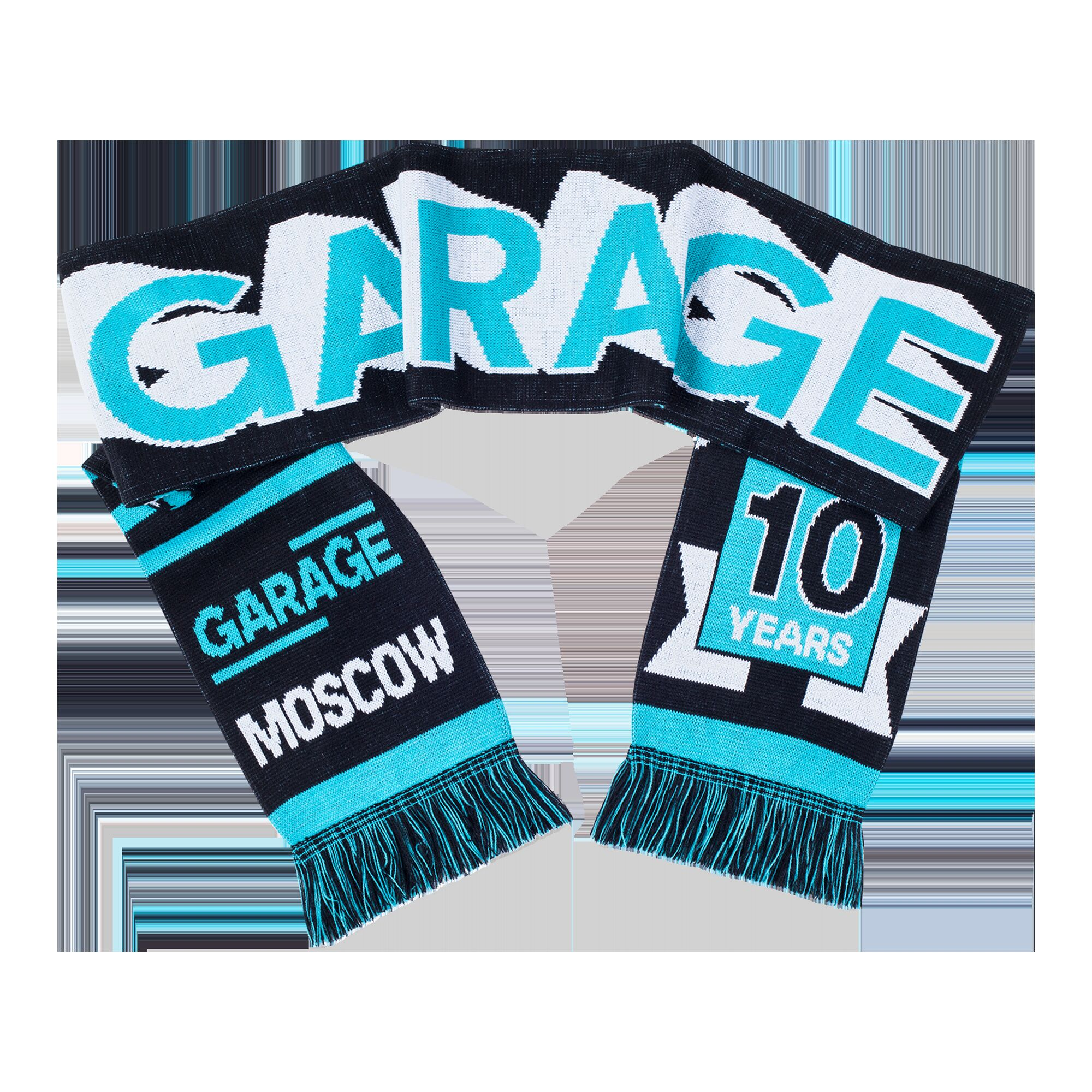 Maurizio Cattelan GARAGE scarf