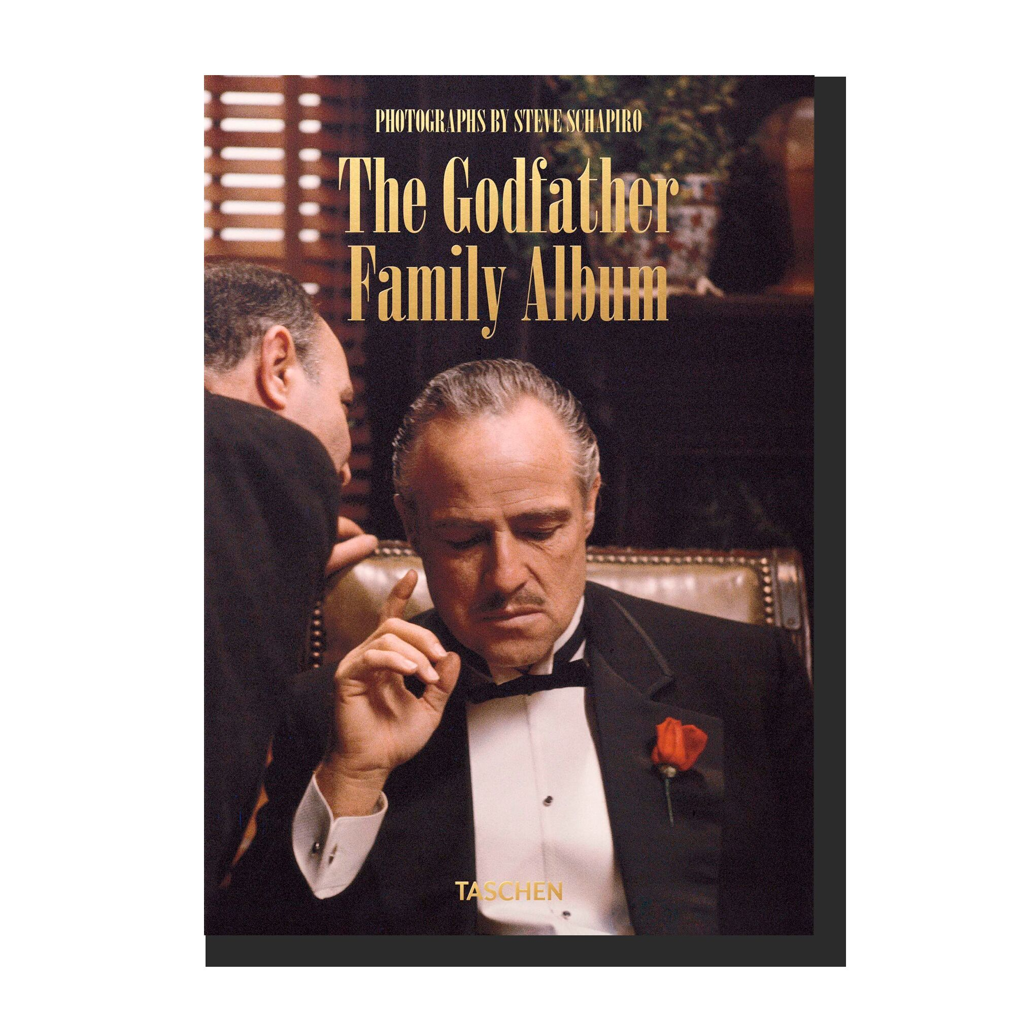Steve Schapiro. The Godfather Family Album
