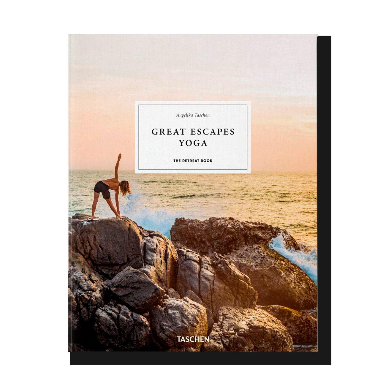 Great Escapes Yoga. The Retreat Book