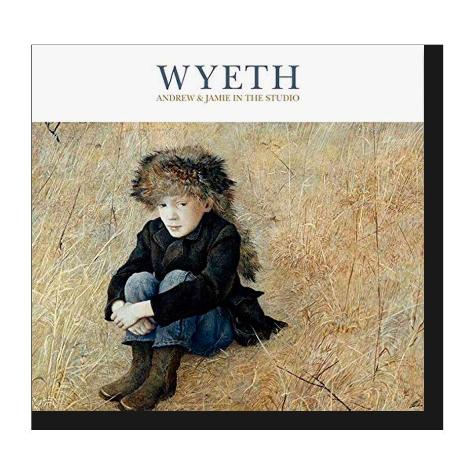 Wyeth: Andrew and Jamie in the Studio