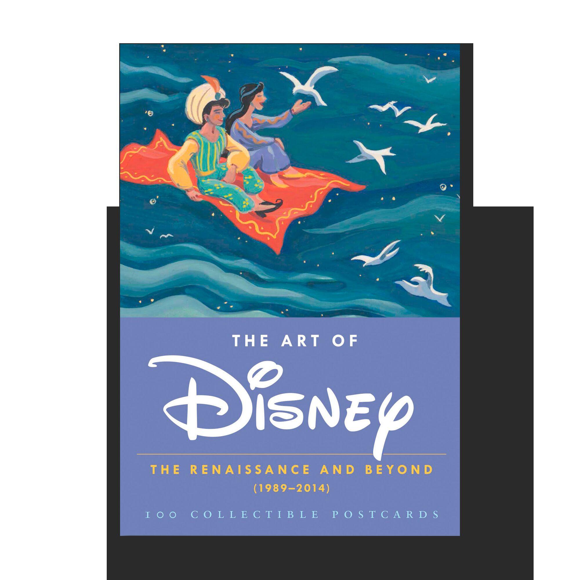 The Art of Disney Postcards