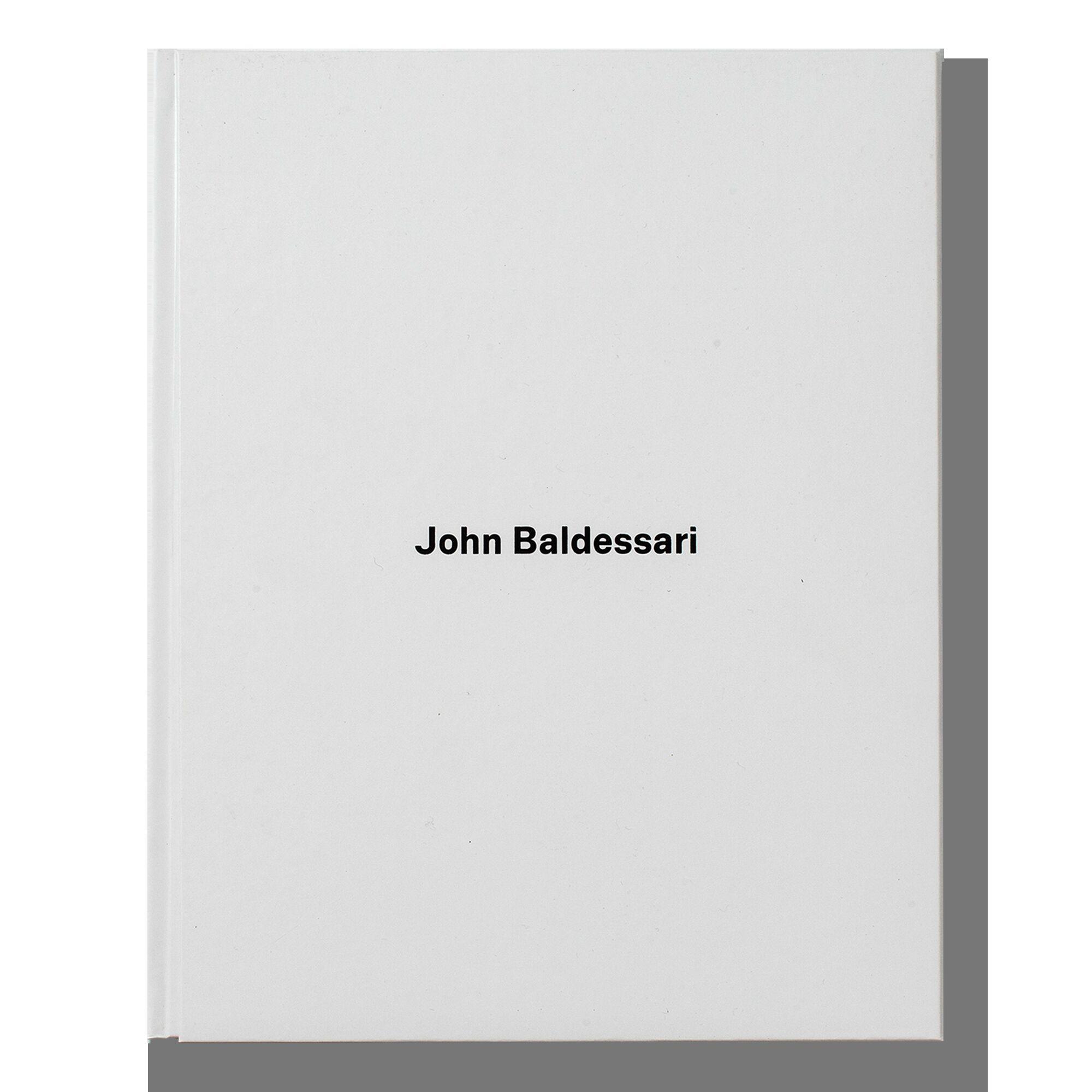 1+1=1. Джон Балдессари