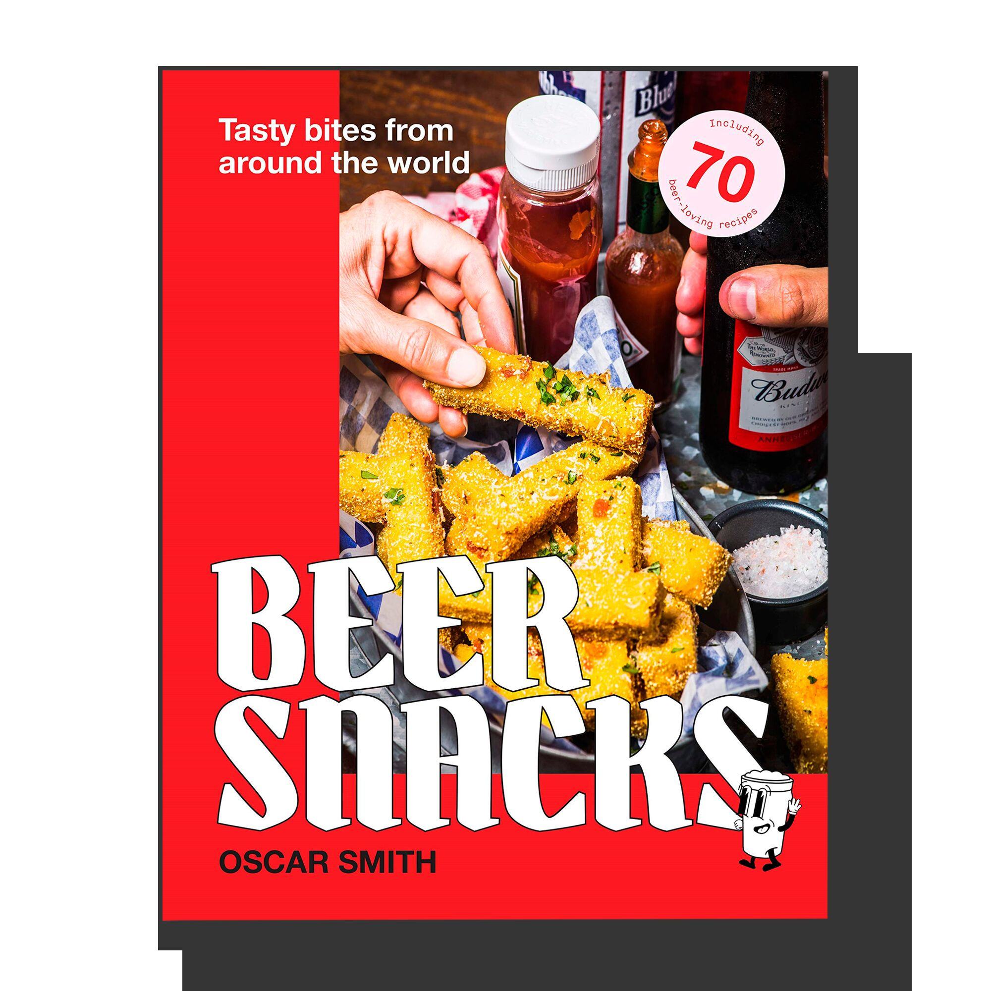 Beer Snacks: Tasty bites from around the world
