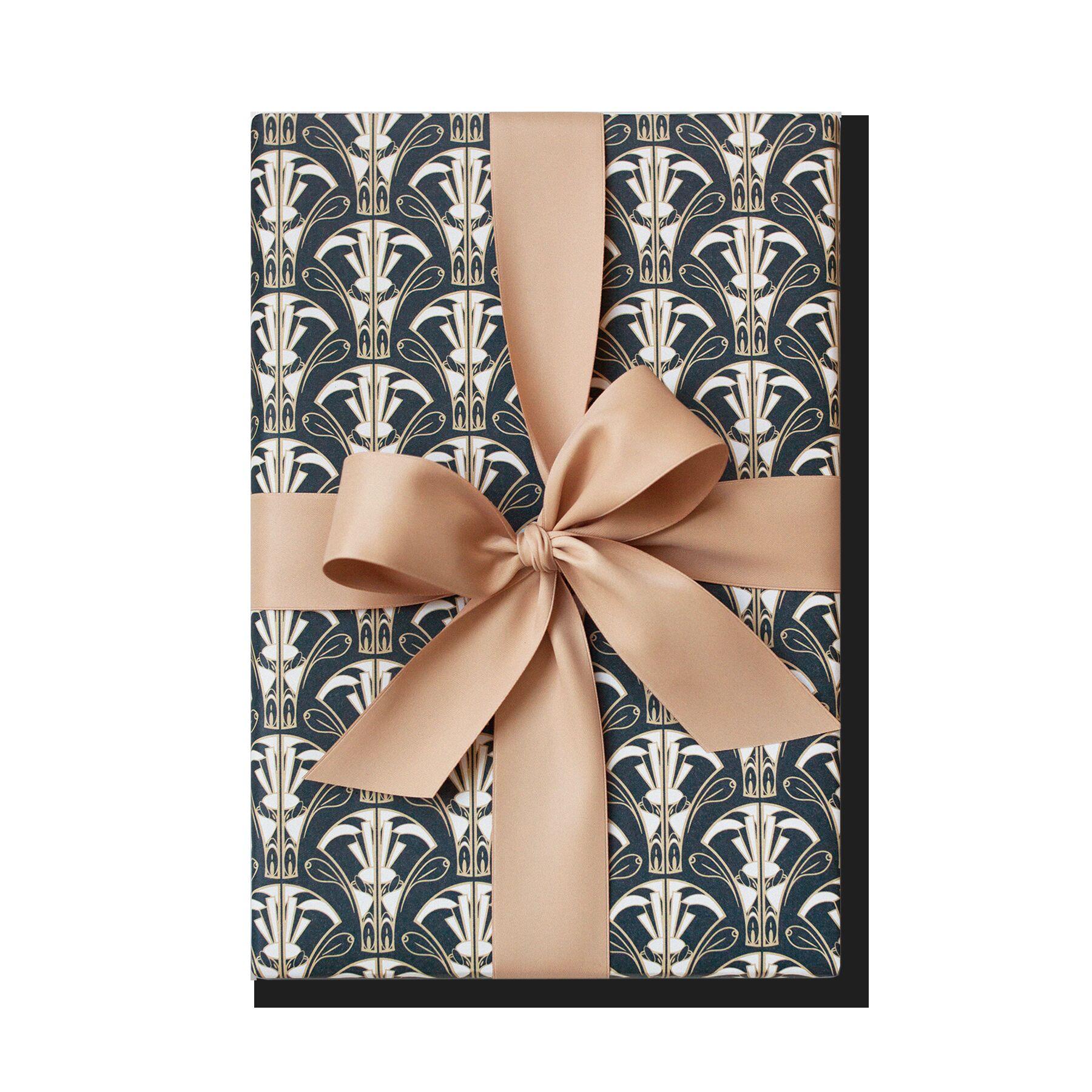 Упаковочная бумага Art Deco