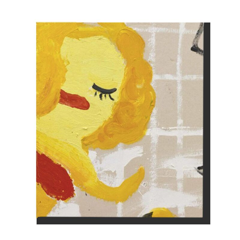 Rose Wylie: Lolita's House