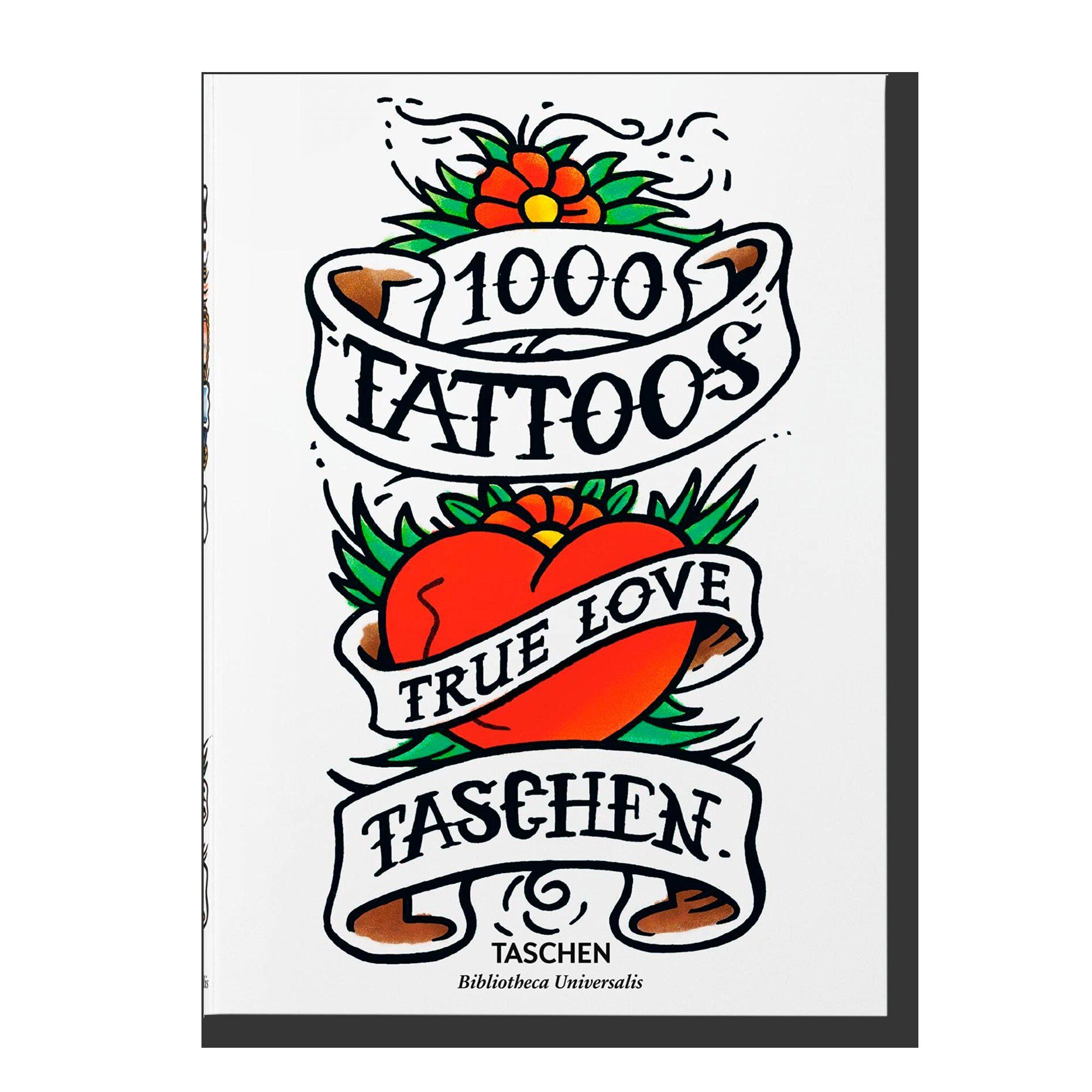 1000 Tattoos (Biblioteca Universalis)