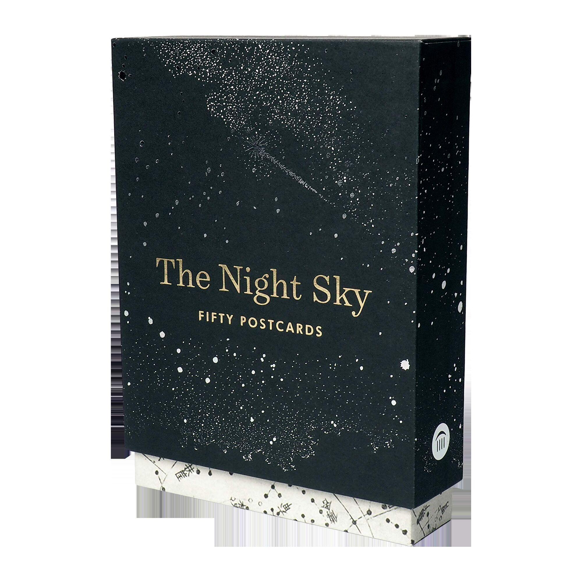 The Night Sky Postcards: 50 Postcards