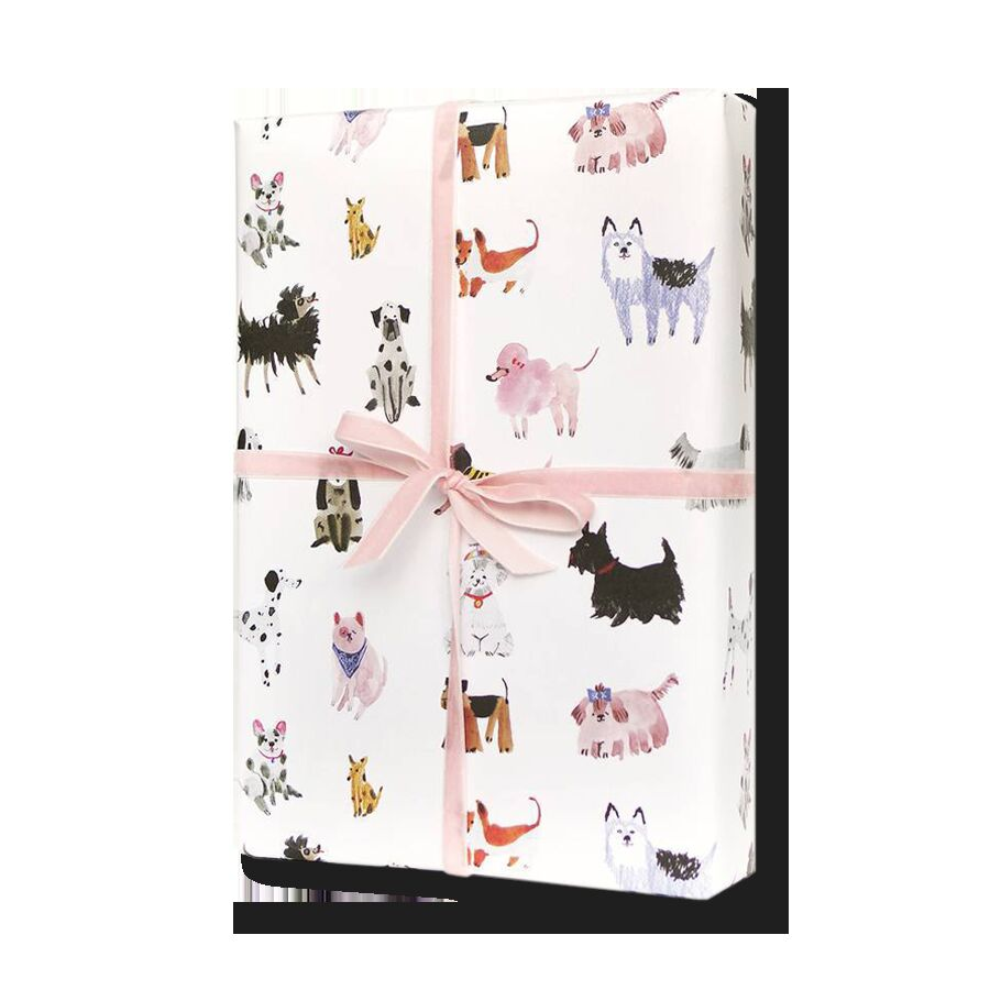 Упаковочная бумага It's A Dog's World