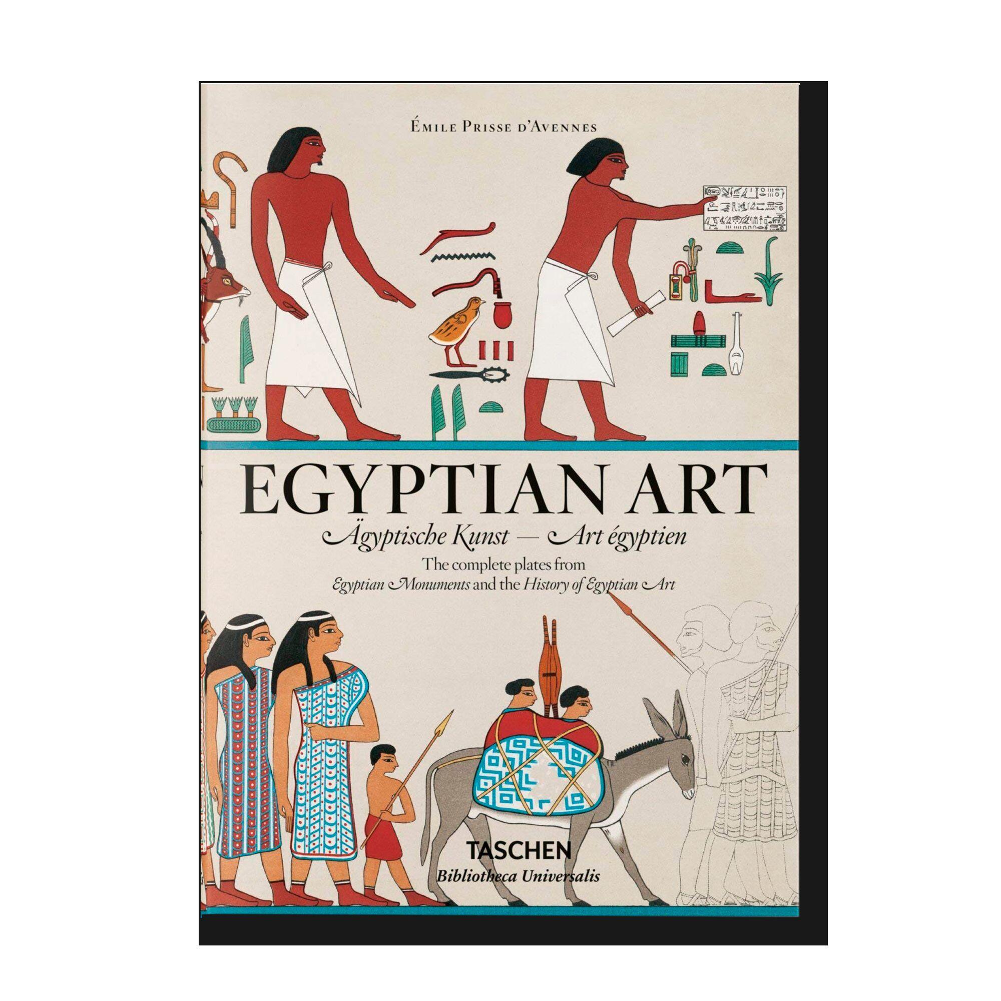 Egyptian Art (Bibliotheca Universalis)