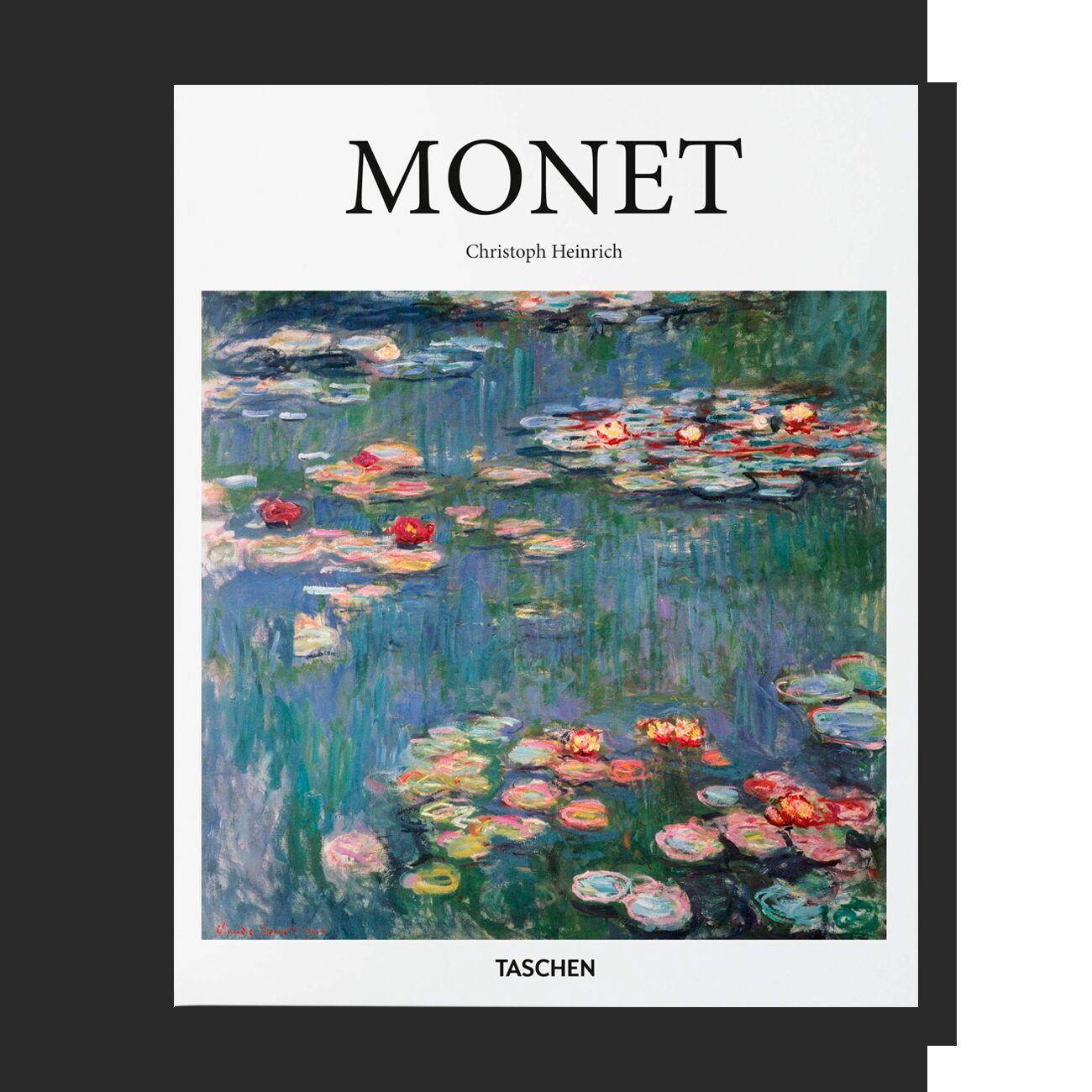 Monet (Basic Art Series)
