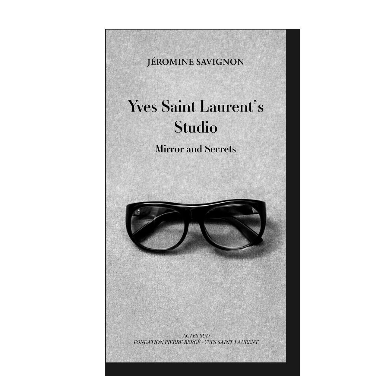 Yves Saint Laurent's Studio